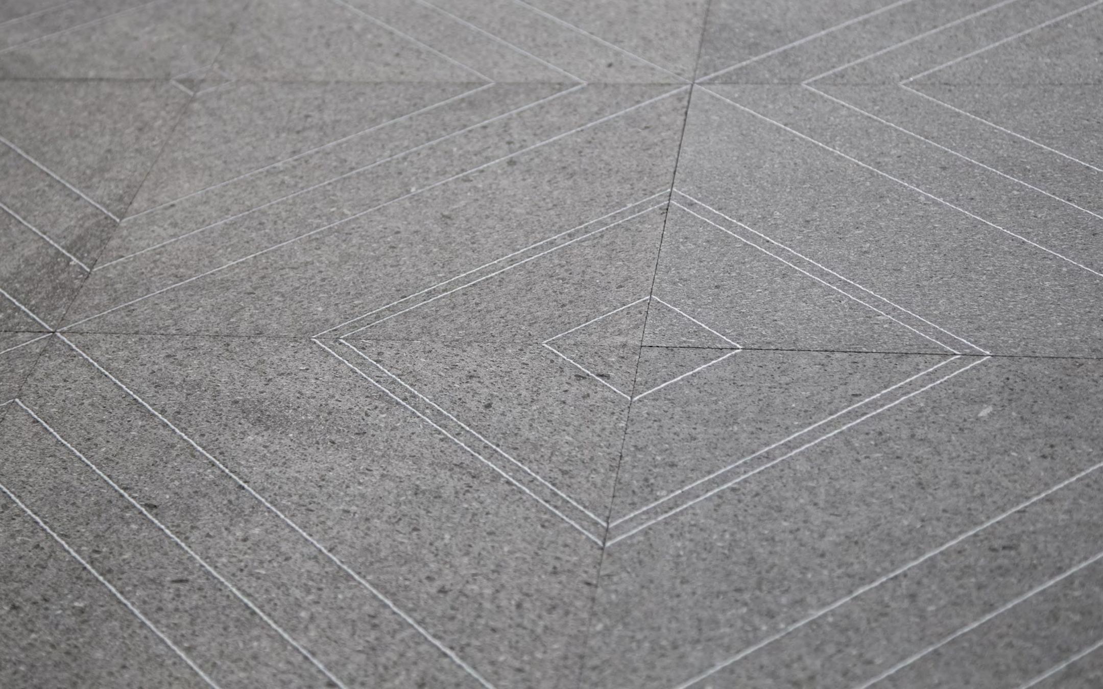 La Pietra Srl Asti lava stone floor by lissoni palazzo collection - nerosicilia