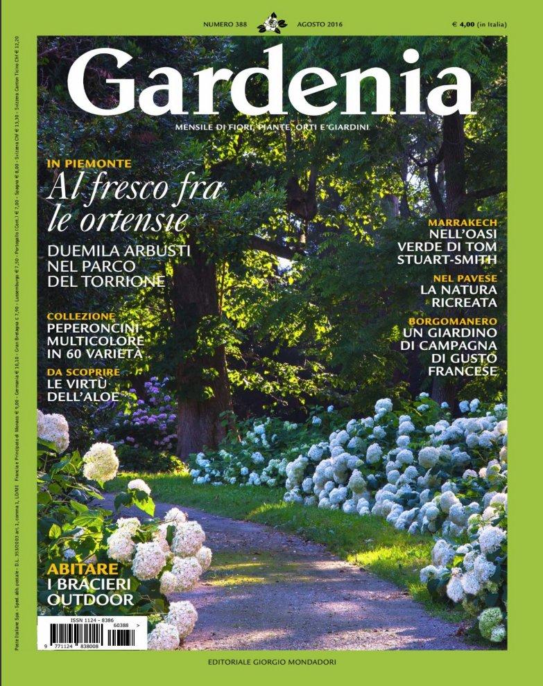Nerosicilia sulla rivista Gardenia