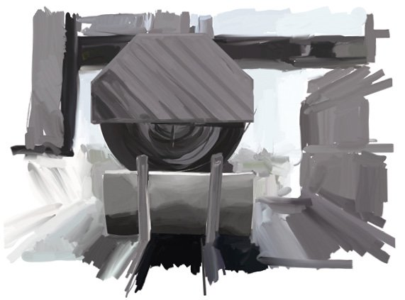 Processo produttivo superfici pietra lavica, la lastra