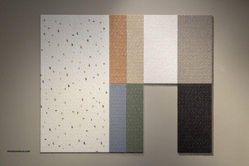 Esposizione Nerosicilia Mosaicomicro a Milano