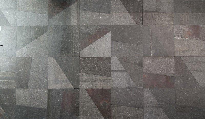 Collezione Origami di Paola Lenti per Nerosicilia