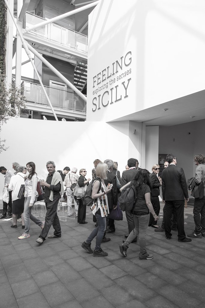 Nerosicilia a Expo 2015, padiglione Sicilia